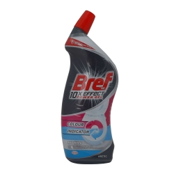 Bref Żel do  WC 10x Effect Power Gel Artic